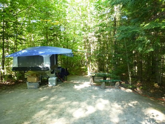 Camping Lac Lyster Photo De Camping Du Lac Lyster