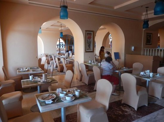 Strand Beach and Golf Resort Taba Heights: Lunch time