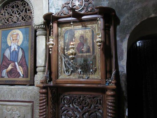 Akhaltsikhe, Γεωργία: Sapara Monastery