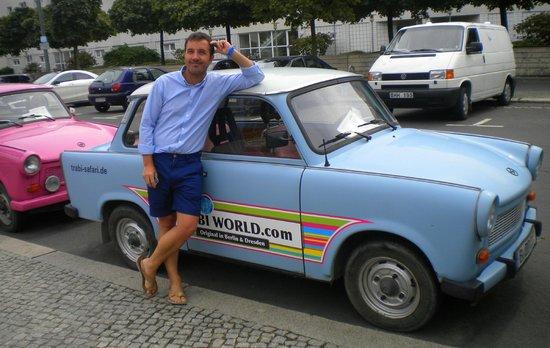 SANDEMANs NEW Europe - Berlin: TRABI