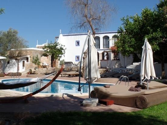 leMarquis Ibiza: zwembad