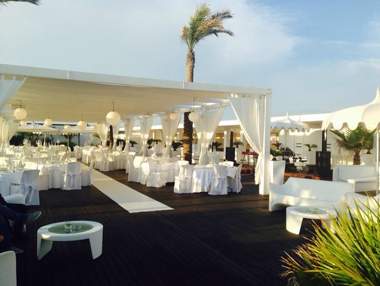 Matrimonio Spiaggia Bacoli : Location picture of sohal beach events bacoli tripadvisor