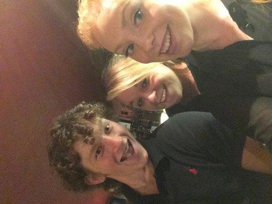 Bofey Quinns Bar & Restaraunt: Our great staff selfie