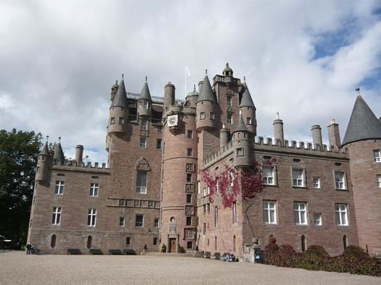 Glamis Castle: The Castle