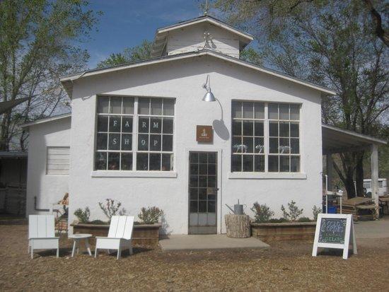 Los Poblanos Historic Inn & Organic Farm: Farm Shop