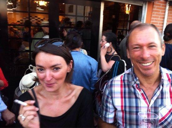 Au Gai Pécheur: Un verre entre amis au gai pêcheur