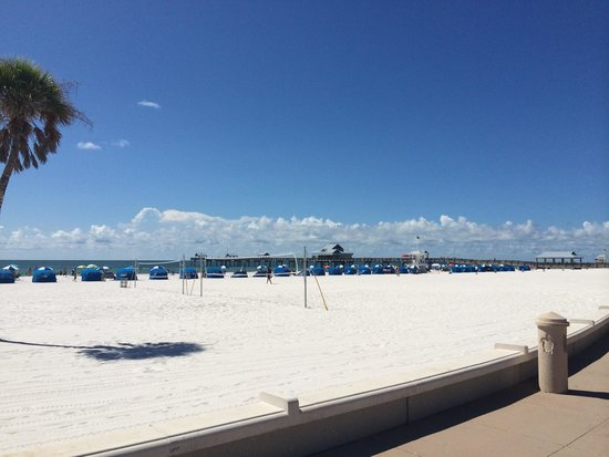 Clearwater Beach: Clear water beaches