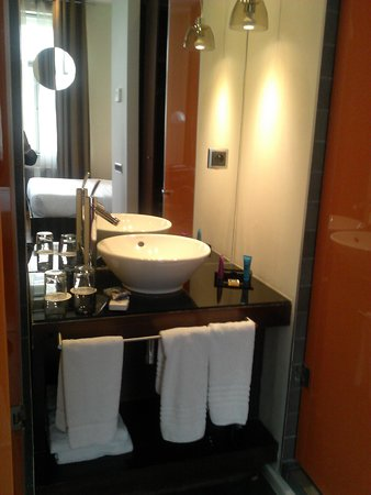 Great room picture of 987 design prague hotel prague for Design hotel 987
