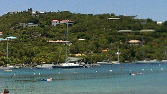 The Westin St. John Resort Villas: Peaceful bay