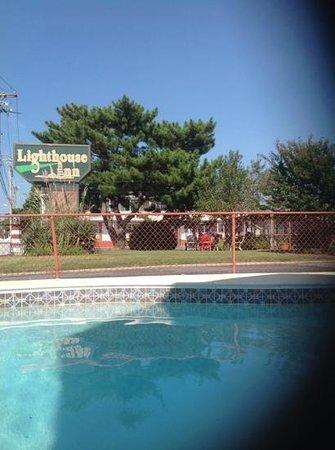 pool at the lighthouse inn