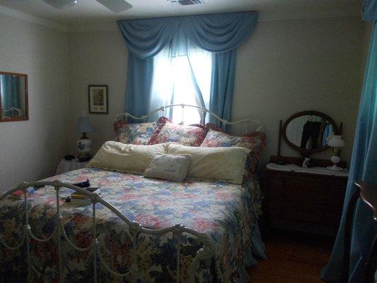 Corner Cottage B&B: stanza da letto