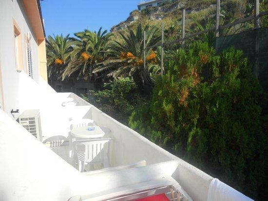 Hotel Riva del Sole: Der Balkon