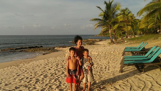 Renaissance St. Croix Carambola Beach Resort & Spa: Almost like our family's private beach! I want to move here!