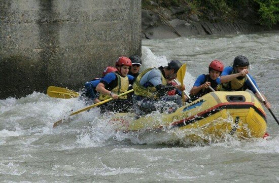 Base Valtellina Rafting