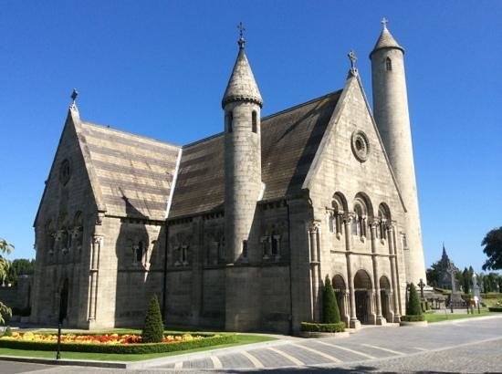 Cementerio de Glasnevin: The Chapel