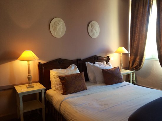 Hotel  Le Cavendish: Chambre Deluxe