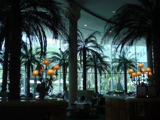 Sheraton Jumeirah Beach Resort: Interior do Hotel