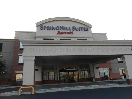SpringHill Suites Quakertown: Exterior