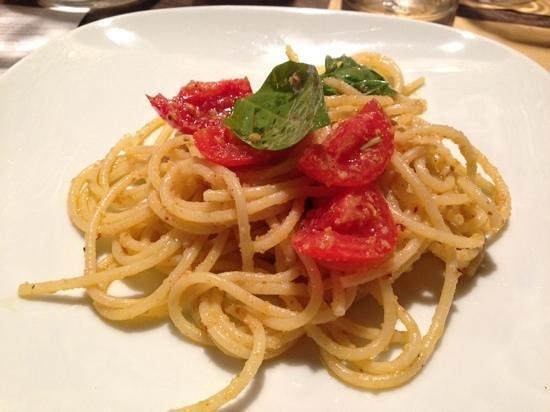 """Simposio al Corso : spaghetto """"anema e core"""""""