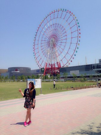 Odaiba: Nice!