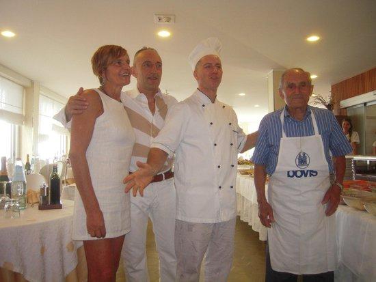 Hotel Palazzi : Festa di Ferragosto 2014