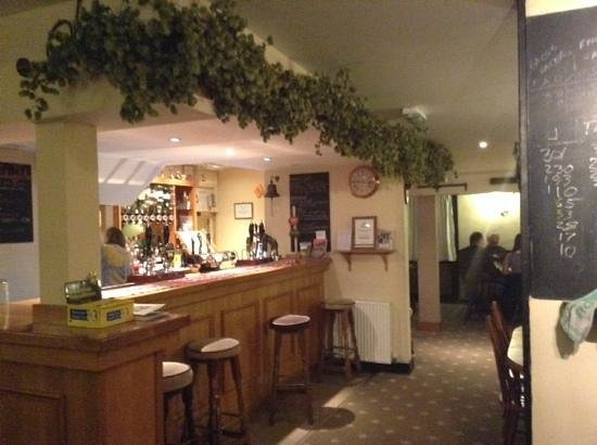 The Tradesman's Arms: In the bar!