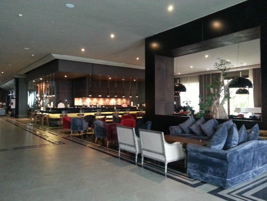Hotel Riu Palace Tikida Agadir : huge halls