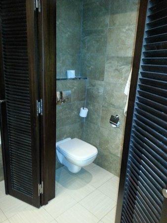 Hotel Riu Palace Tikida Agadir : no acoustic privacy here