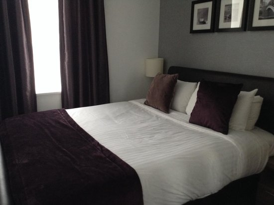 Staybridge Suites Birmingham: Bedroom