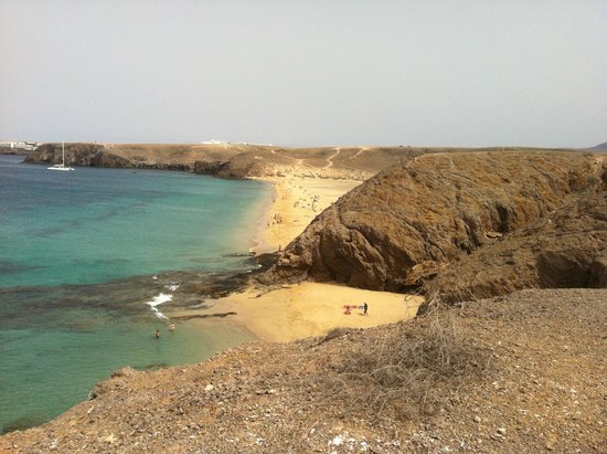 NauticOcean: Playa Papagayos