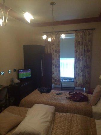 Best Western Shrubbery Hotel: bedroom