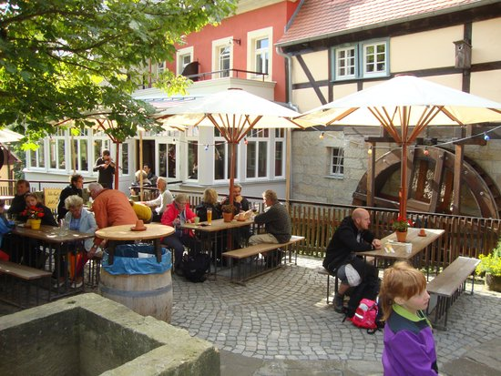Bad Schandau, Alemania: Sunday at the Mill
