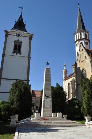 Town Hall: Прошлое:далекое и близкое