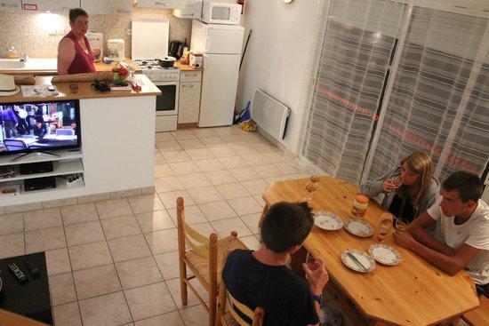 Residence Les Tremieres: la villa