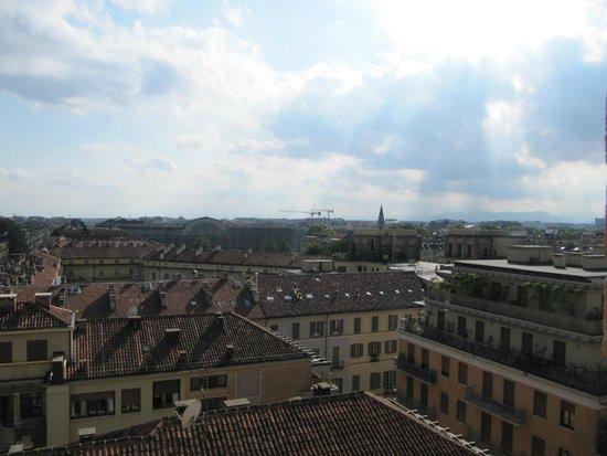 Hotel Principi di Piemonte : Vue depuis la chambre