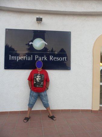 AR Imperial Park Spa Resort: pas d'étoile