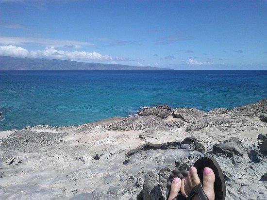 Kapalua Resort : Agua