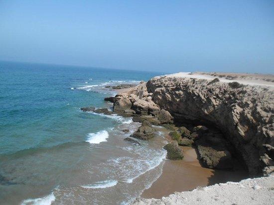Tigmi Ocean Glory : vue d'Aourir