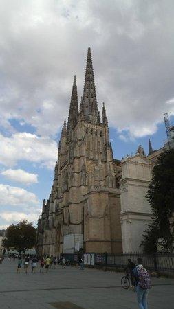 Cathédrale Saint-André : Panoramic