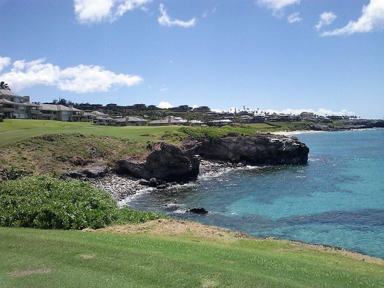 Kapalua Resort : Bay course