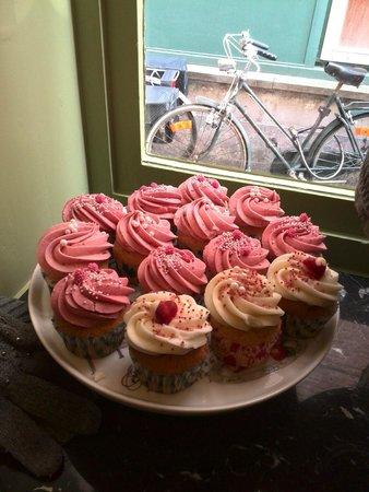 Tea-room De Proeverie: cupcakes