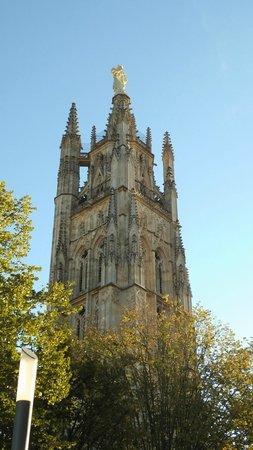 Cathédrale Saint-André : Tower