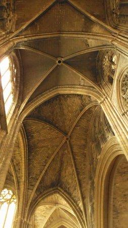 Cathédrale Saint-André : Vaults