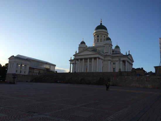 Senate Square: Praça do Senado
