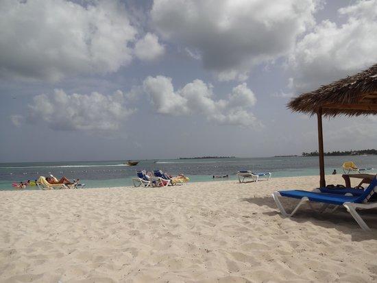 Breezes Resort & Spa Bahamas : Gorgeous Beach!