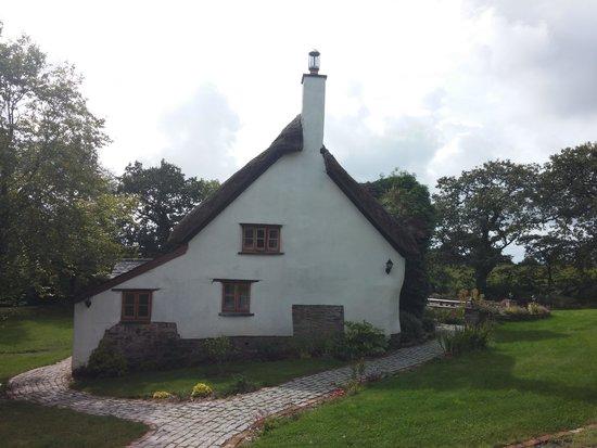 Hay Meadow Farm: Main Building