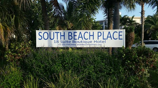 South Beach Place: You've arrived