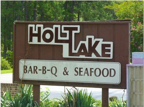Holt Lake Bar-B-Que & Seafood: Holt Lake BBQ