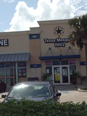 Texas Mesquite BBQ & Grill