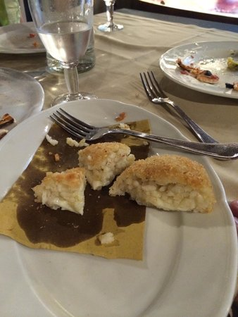 Taverna Rossini : Suppli